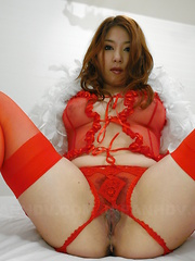 Sexy Mirai Haneda gets pounded and creamed